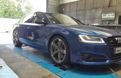 Audi S8 605cv .-thumbnail