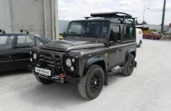 Land Rover Defender td4 122cv-thumbnail