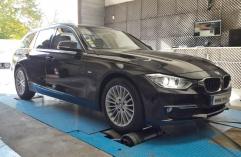 BMW 318D.-thumbnail
