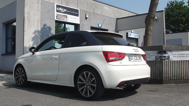 reprogrammation moteur audi a1 1 6 tdi 105 a 135 cv digiservices. Black Bedroom Furniture Sets. Home Design Ideas