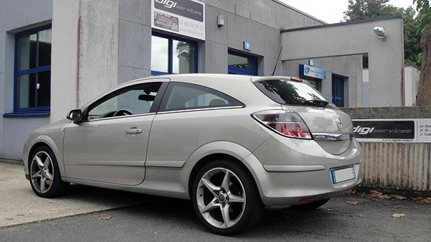 Opel Astra H 1.9 cdti 150