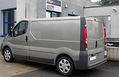 Renault trafic dci 115bandeau