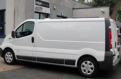 Renault trafic dci 90bandeau