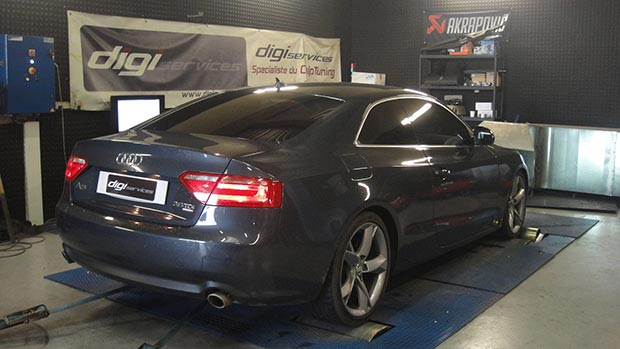Audi A5 tdi 240