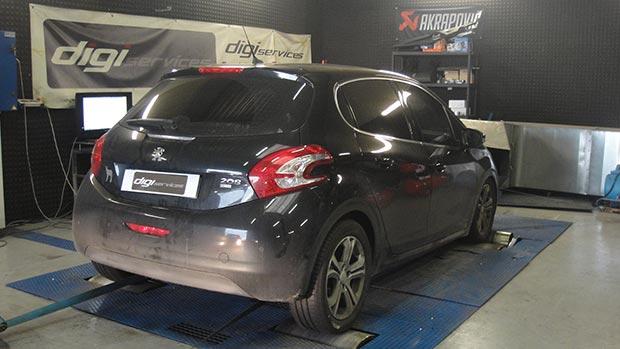 Peugeot 208 1.6 hdi 92