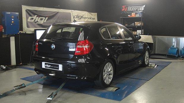 BMW 118d 143
