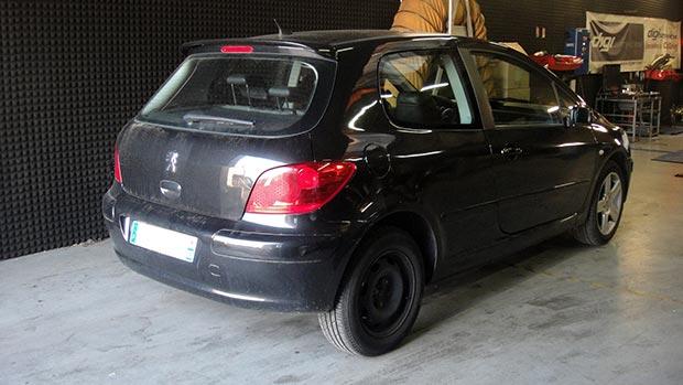 Peugeot 307 hdi 136