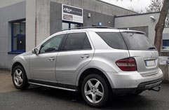 Mercedes ML 280bandeau