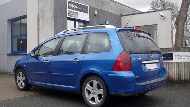 Peugeot 307 2.0 hdi 110