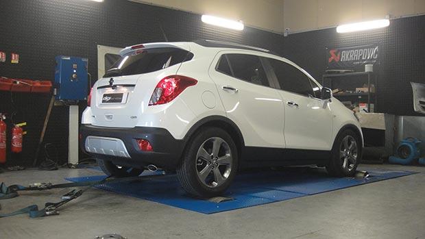 Opel mokka 1.7 cdti 130