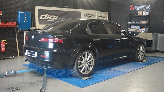 Alfa 159 jtd120