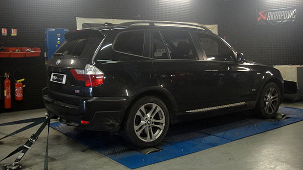 reprogrammation moteur bmw x3 30sd 286 stage 2 de 275 cv 345 cv digiservices. Black Bedroom Furniture Sets. Home Design Ideas