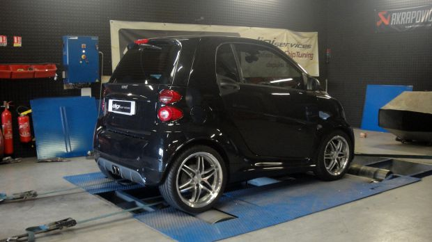 reprog moteur smart fortwo brabus 102 digiservices. Black Bedroom Furniture Sets. Home Design Ideas