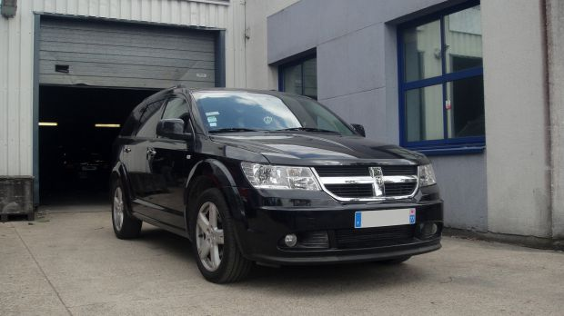 modification de la ligne et reprogrammation lectronique dodge journey 2 0 crd 140 auto. Black Bedroom Furniture Sets. Home Design Ideas