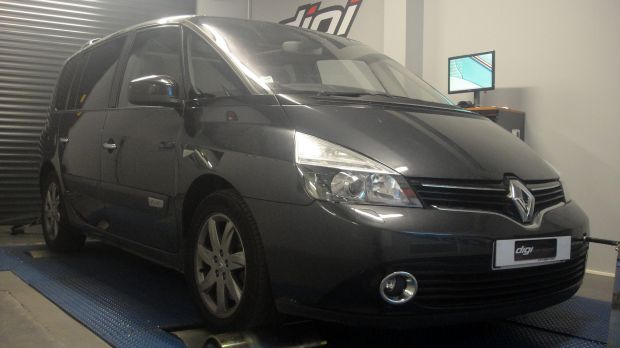chip tuning renault espace 4 2 0 dci 175 auto digiservices. Black Bedroom Furniture Sets. Home Design Ideas