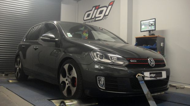 reprogrammation moteur vw golf 6 gti 211 dsg digiservices. Black Bedroom Furniture Sets. Home Design Ideas