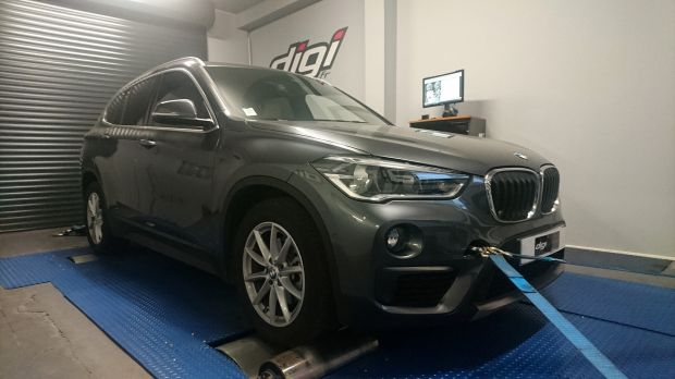 reprogrammation moteur bmw x1 18d 150 auto digiservices. Black Bedroom Furniture Sets. Home Design Ideas