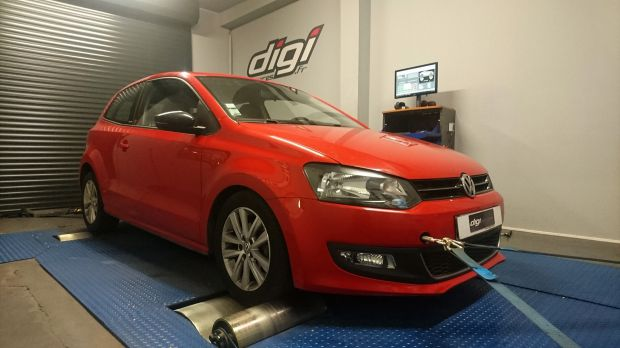 reprogrammation moteur vw polo 1 6 tdi 90 digiservices. Black Bedroom Furniture Sets. Home Design Ideas