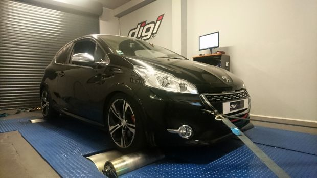 reprogrammation moteur peugeot 208 gti 1 6 thp 200. Black Bedroom Furniture Sets. Home Design Ideas