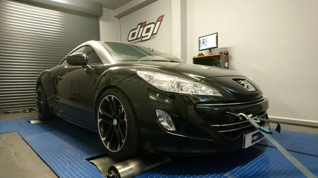 pr paration moteur peugeot rcz 1 6 thp 156 digiservices. Black Bedroom Furniture Sets. Home Design Ideas