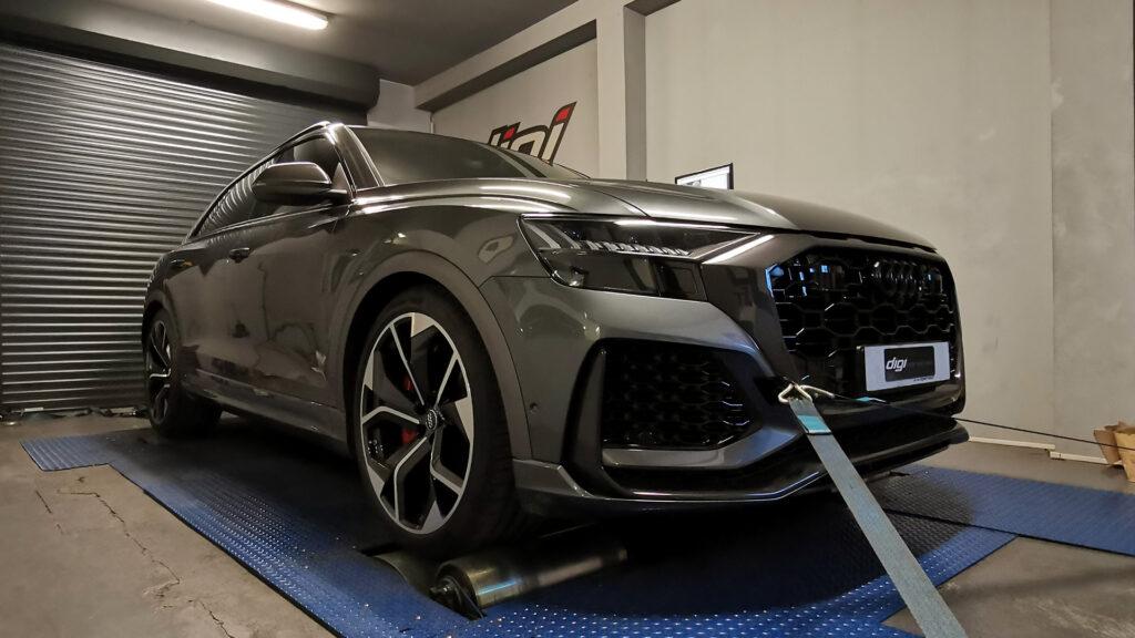 Audi RSQ8 600 AUTO DIGISERVICES